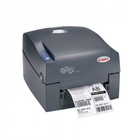 Imprimanta de etichete cu transfer termic Godex G500, 203DPI1