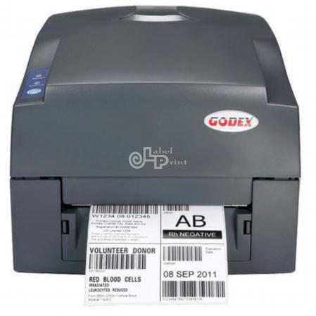 Imprimanta de etichete cu transfer termic Godex G500, 203DPI2