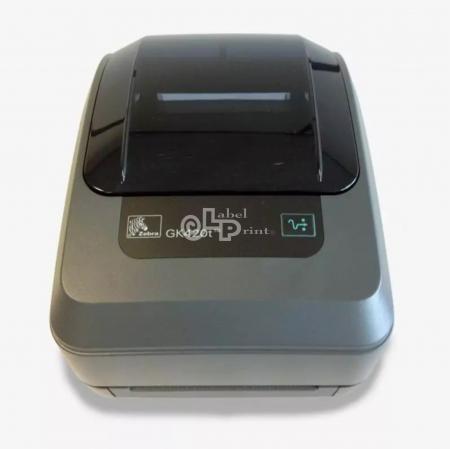 Imprimanta de etichete cu transfer termic Zebra GK420T, 203DPI3