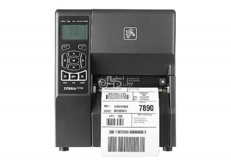 Imprimanta de etichete cu transfer termic Zebra ZT230 TT, 203DPI1