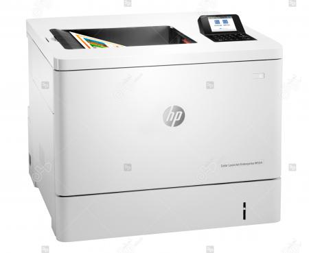 Imprimanta HP Color LaserJet Enterprise M554dn [1]