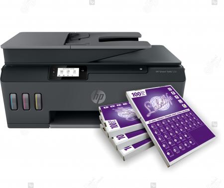 Imprimanta HP Smart Tank 530 Wireless All-in-One [0]