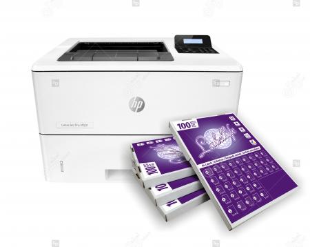 Imprimanta HP LaserJet Pro M501dn [0]