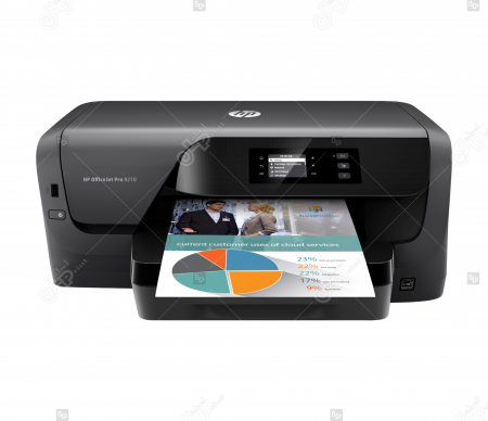 Imprimanta HP OfficeJet Pro 8210 [1]