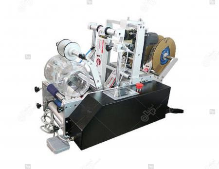 Masina de etichetat semi-automata, model standard LP-LMT-2001