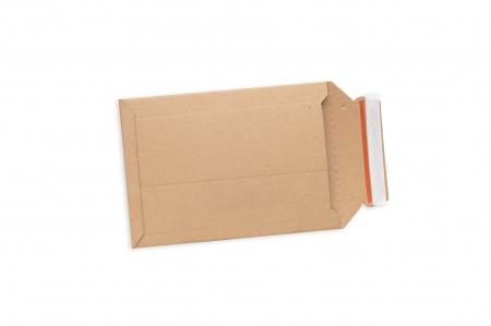 Plic din carton, maro, 352x520 mm [0]