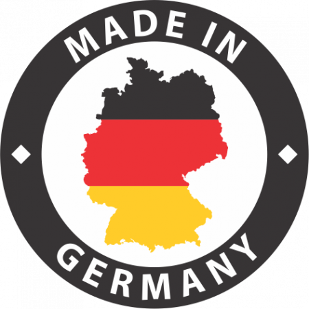 "Rola etichete autoadezive personalizate ""Made in Germany"" [1]"