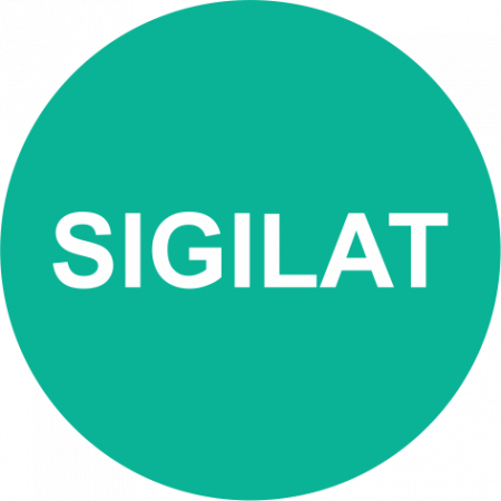 """Rola etichete autoadezive personalizate """"SIGILAT"""" [1]"""