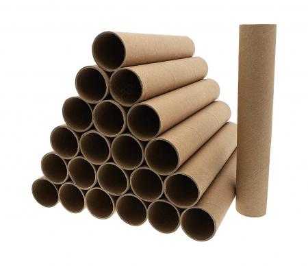 Tub de carton, diametru interior 76 mm, L=900 mm [1]