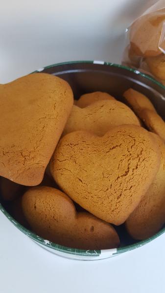 Turta dulce artizanala cu miere - 150g 0