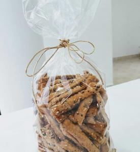 Saratele de rasfat din fainuri integrale cu seminte - 500g0