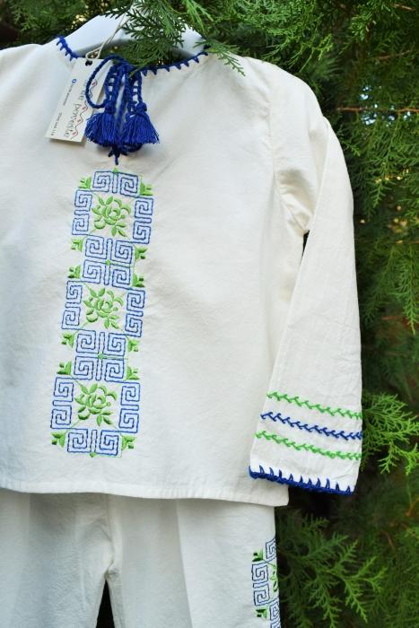 Costum traditional Mihnea 1
