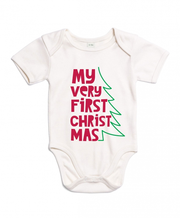 Body My 1st Christmas 0