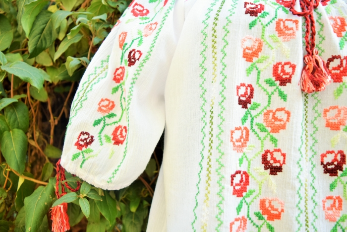 Ie Trandafira 7