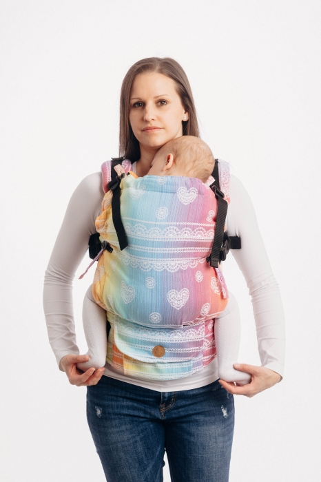 LennyUpGrade Rainbow Lace Marsupiu Reglabil 0