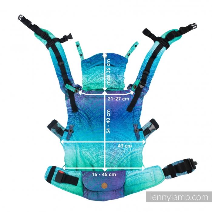 LennyUpGrade Cobalt Marsupiu Reglabil 8