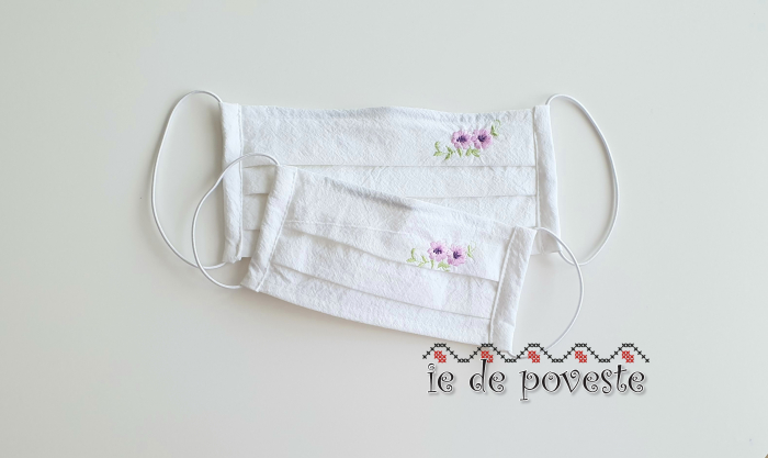 Masca reutilizabila Femei- Spring Flower 0