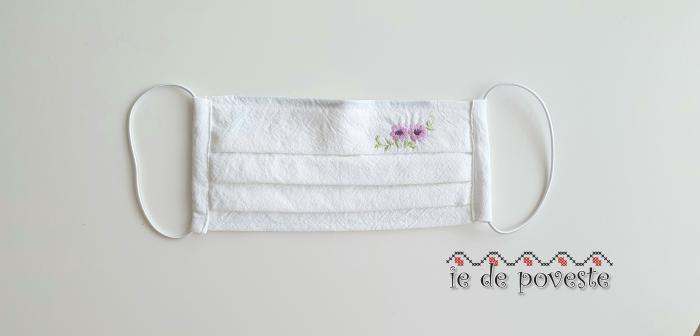 Masca reutilizabila pentru copii Spring Flower 2