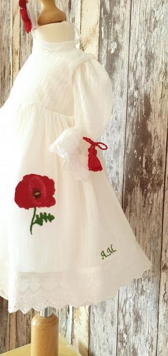 Rochie Sweet Poppies 3