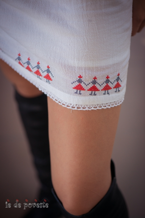 Set rochite mama fiica- Hora fetelor 8