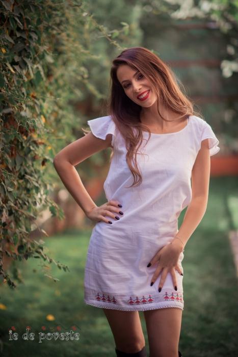 Set rochite mama fiica- Hora fetelor 5