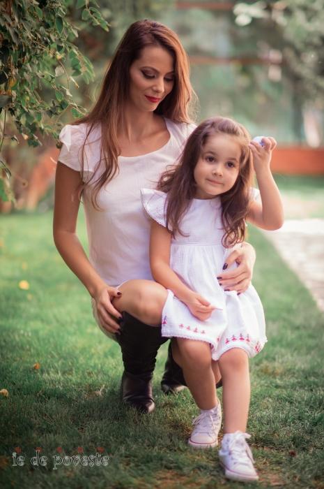 Set rochite mama fiica- Hora fetelor 3