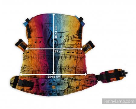 Lenny Preschool Reglabil-  ARCADIA PLAID5