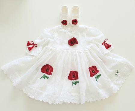 Rochie Sweet Poppies1