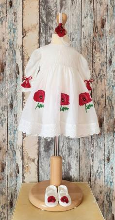 Rochie Sweet Poppies0
