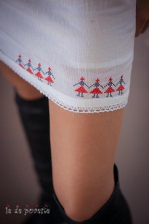 Set rochite mama fiica- Hora fetelor8