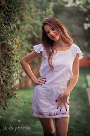Set rochite mama fiica- Hora fetelor5