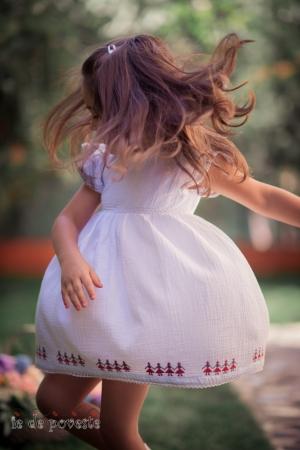 Set rochite mama fiica- Hora fetelor1