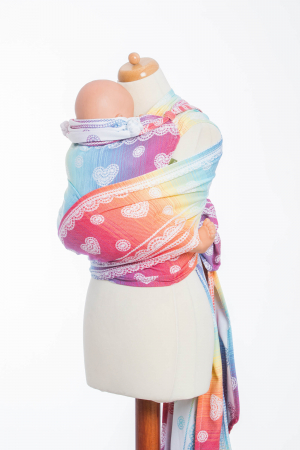 WrapTai mini LennyLamb- RAINBOW LACE7