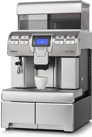 Aparat cafea Saeco Aulika Top, 1400 W 1