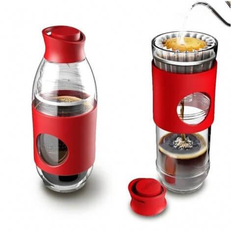 Aparat de infuzare cafea – Cafflano Go-Brew 1