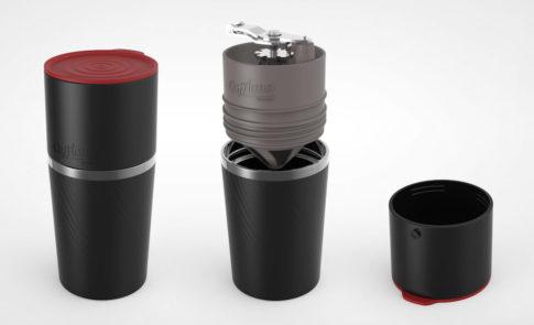 Aparat de infuzare cafea – Cafflano Klassic 7