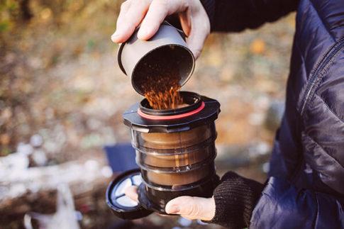 Aparat de infuzare cafea – Cafflano Kompact 1