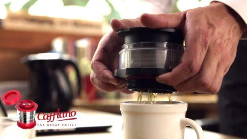 Aparat de infuzare cafea – Cafflano Kompact 6