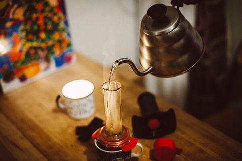 Aparat de infuzare cafea – Cafflano Kompresso 1