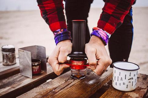 Aparat de infuzare cafea – Cafflano Kompresso 4