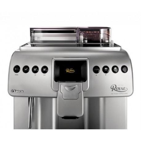 Automat cafea Saeco Aulika Focus, 1400W, argintiu (mat) 1