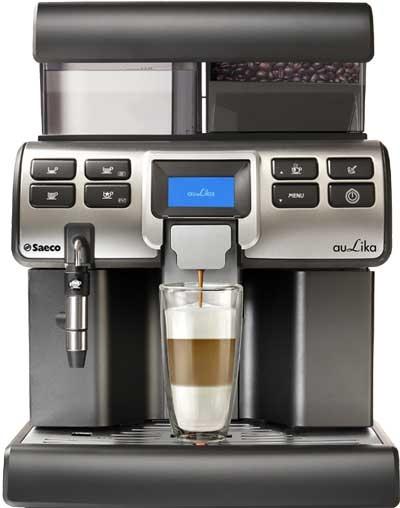 Automat cafea Saeco Aulika Mid, 1400 W, negru 0