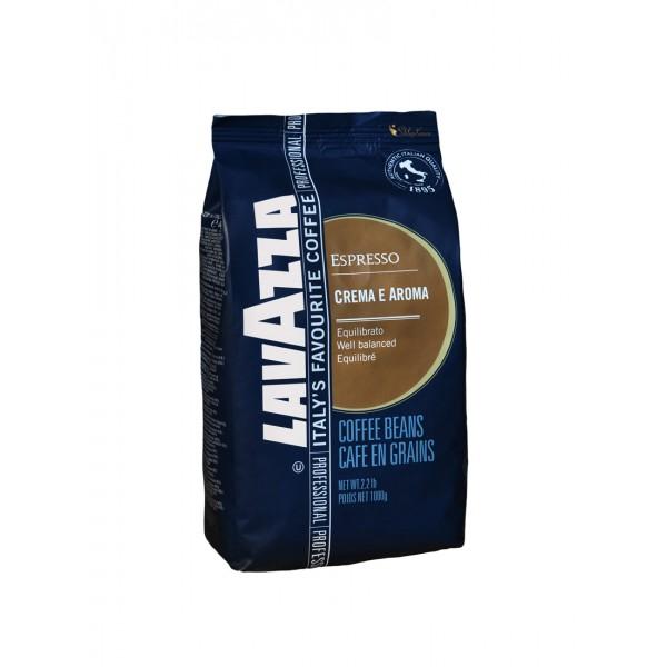 Cafea Boabe Lavazza Crema e Aroma Espresso, 1 kg 0