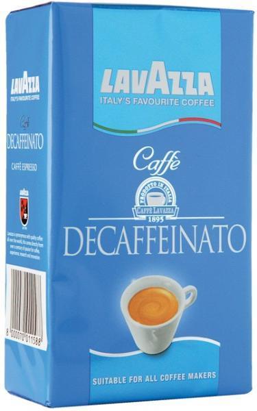 Cafea Macinata Lavazza Decofeinizata, 250g 0