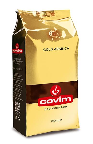Cafea boabe Covim Gold Arabica, 1kg 0