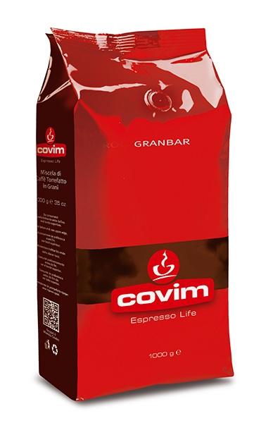 Cafea boabe Covim Granbar, 1kg 0