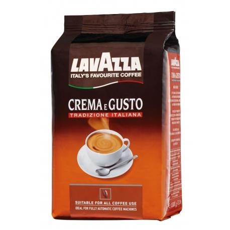 Cafea boabe Lavazza Crema e Gusto Tradizione, 1 kg 0