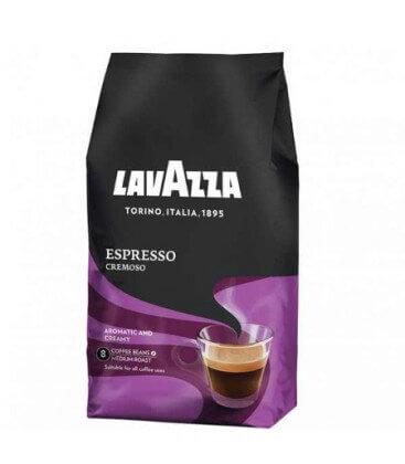 Cafea boabe Lavazza Espresso Cremoso, 1 kg 0