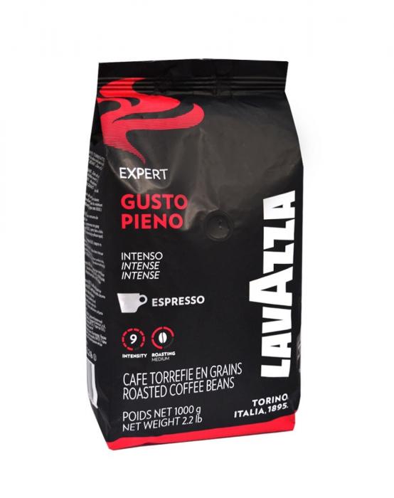 Cafea boabe Lavazza Gusto Pieno, 1kg 0