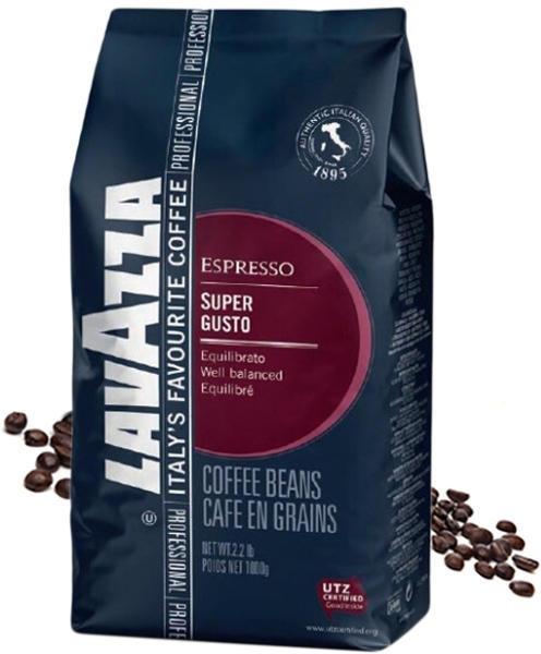 Cafea boabe Lavazza Super Gusto, 1 kg 0